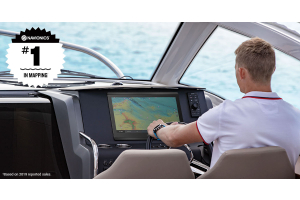 Boaters Enjoy Peace of Mind with Industry-leading Garmin and Navionics Mapping On Board