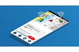 Boating-App: Triff dich auf dem Wasser mit anderen dank der Verbindungsfunktion