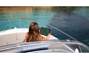 Tirez le meilleur parti de votre traceur avec l'appli Boating de Navionics
