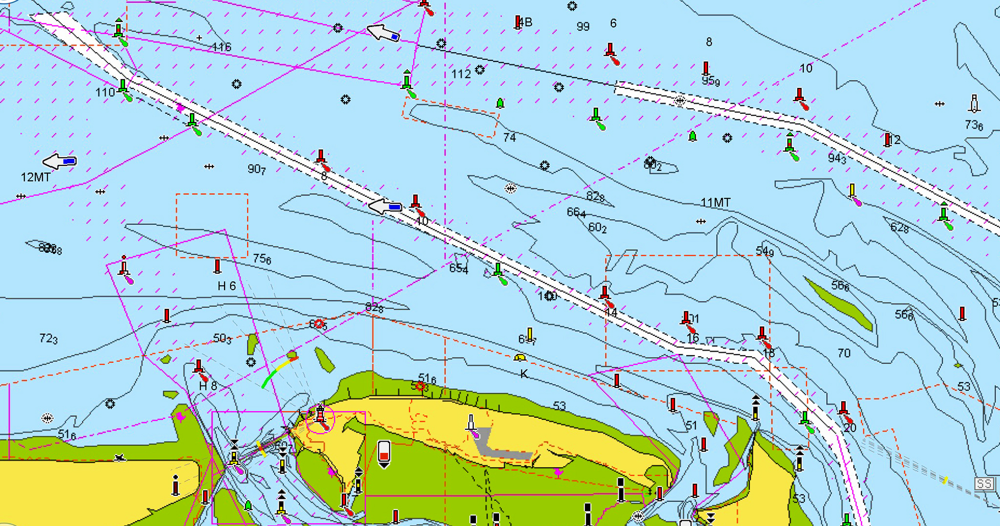 Navionics Marine Cartography Reference For Boaters We gather the data about all the spots in the usa and gradually process it and update our maps. navionics marine cartography