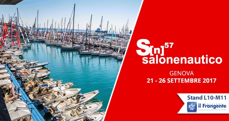 Navionics al Salone di Genova!