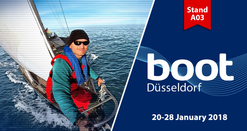Visit us at Boot stand A03, Hall 11!
