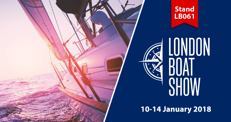 Save 10% on chart updates at London Boat Show!