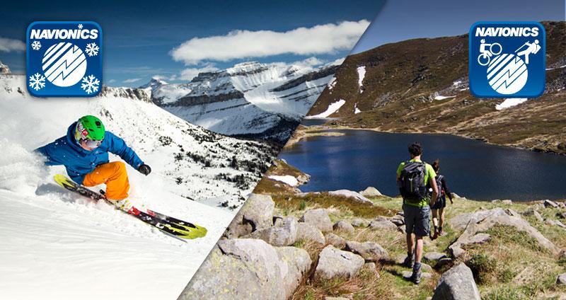 Les Applis Ski et Hike&Bike ôtées de la liste de nos produits