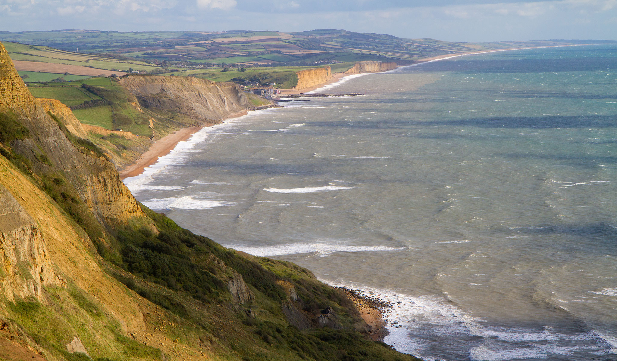 West Bay and Lyme Regis: We've Got You Covered with New Chart Updates