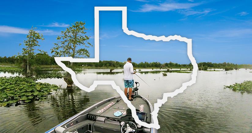 Grandes cambios a los lagos de Texas