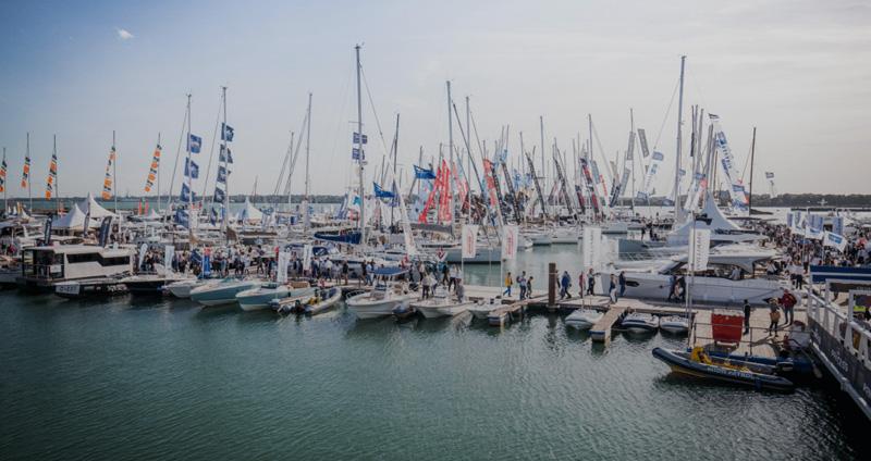 Visit us at Southampton Boat Show, Sept 14 - 23, 2018.
