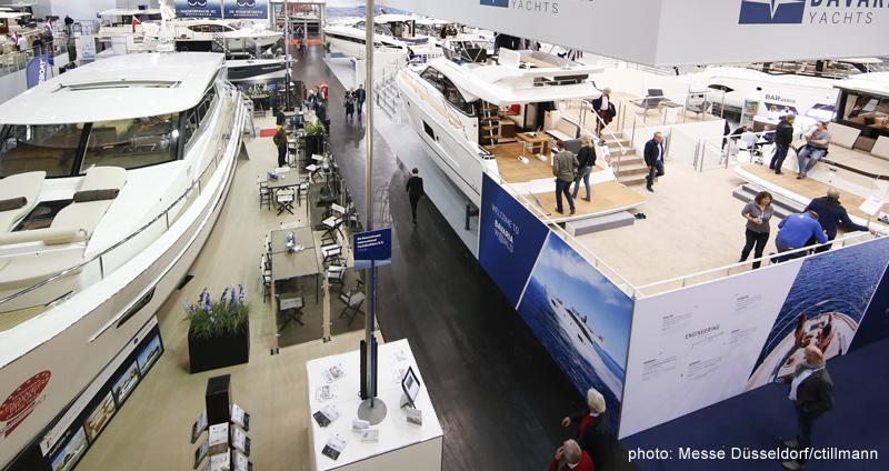 Boot Düsseldorf 2019 – Komm uns besuchen!