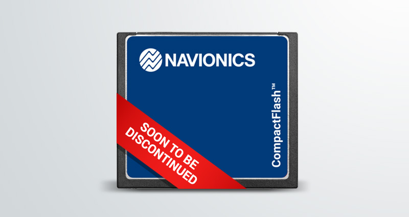 Compact Flash Cards Soon To Be Discontinued