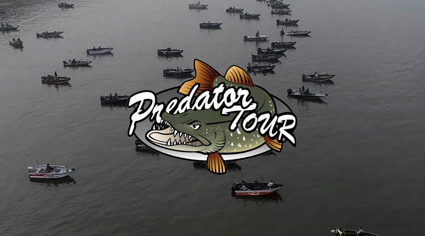 Navionics sponsorise le Predator Tour, le championnat européen de la pêche