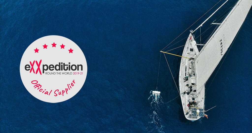 Navionics is an Official Supplier of eXXpedition
