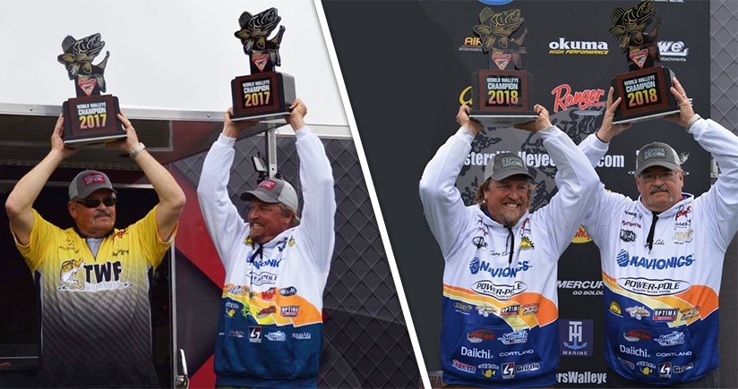 What It Takes to Win Back-to-Back World Walleye Championships