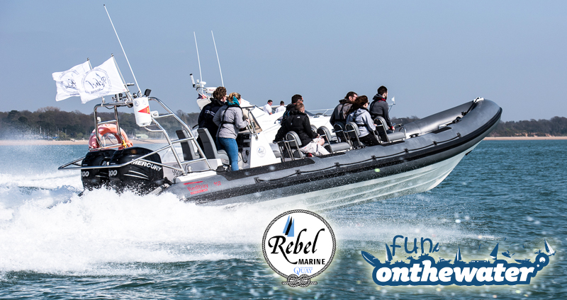 Join us at Fun On The Water! May 12-13