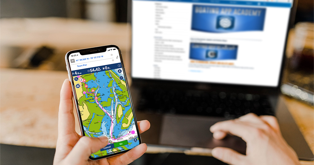 Discover video tutorials to easily and quickly learn how to use the Boating app