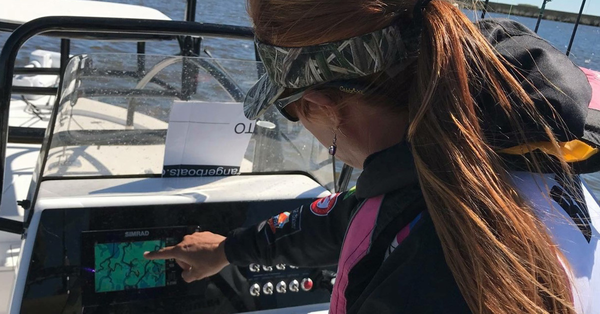 Webinar: Tying it all together to catch more fish with your Simrad and Navionics maps