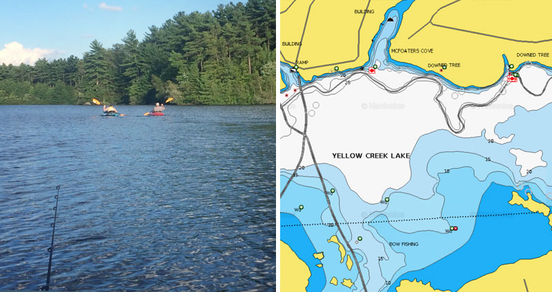 New Pennsylvania Lake Maps Now Available