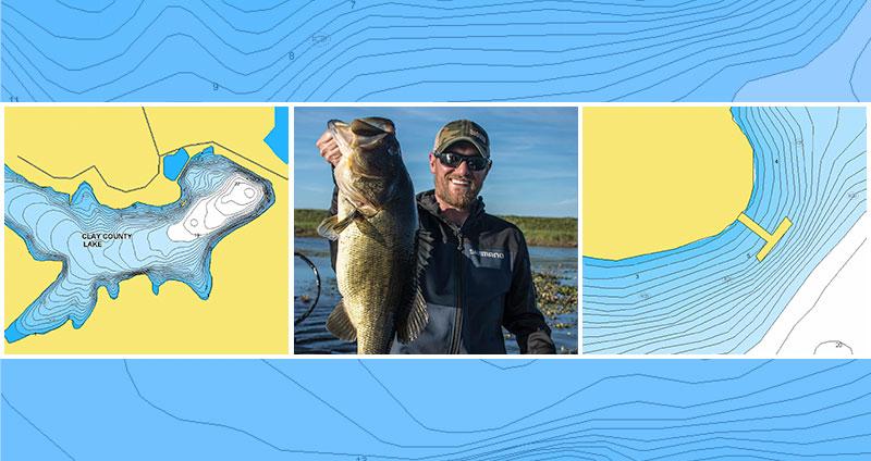 Des lacs de l'Alabama et du Tennessee ont été mis à jour avec les habitats de poissons