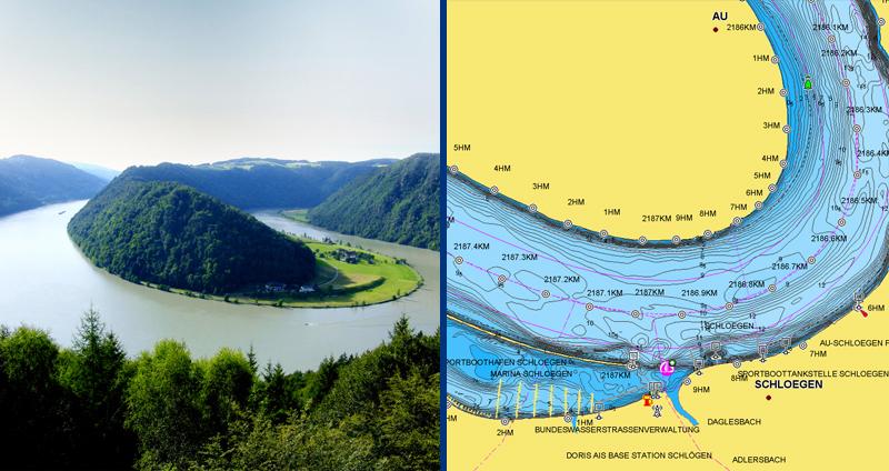 Aktualisierte Abdeckung der Donau!