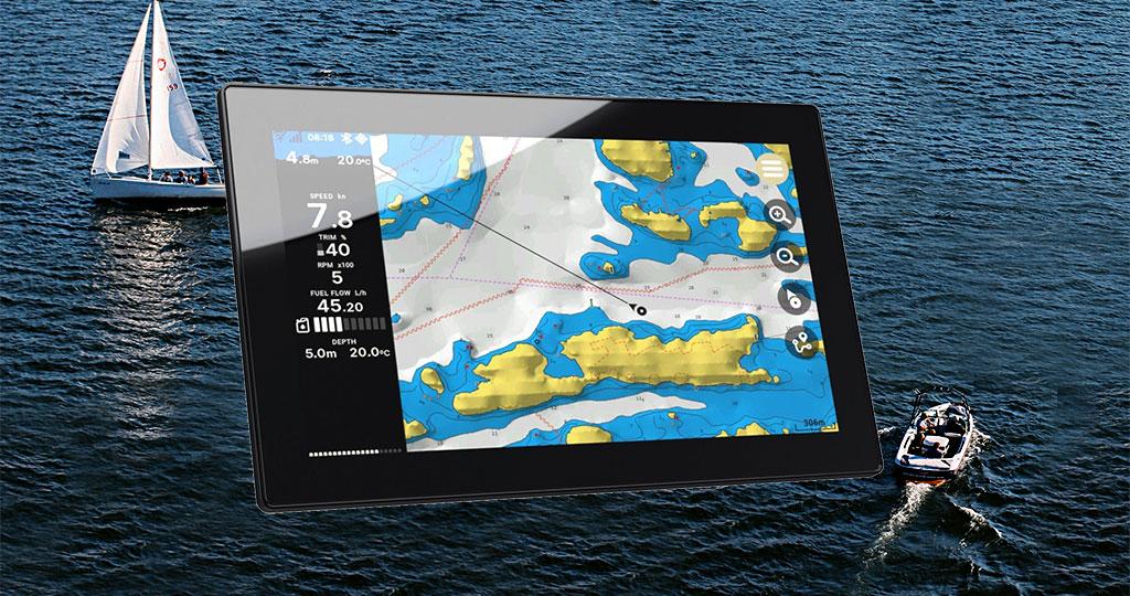 Nextfour gliedert die Karten von Navionics in die Q Experience ein