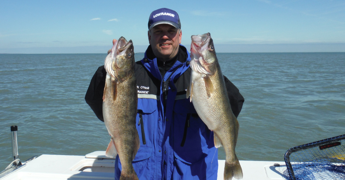 Webinar: Tying it all together to catch more fish with your Lowrance and Navionics maps