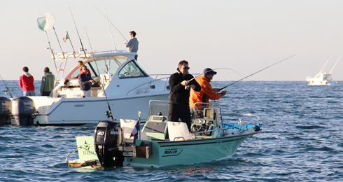 Webinar: la pesca a bolentino