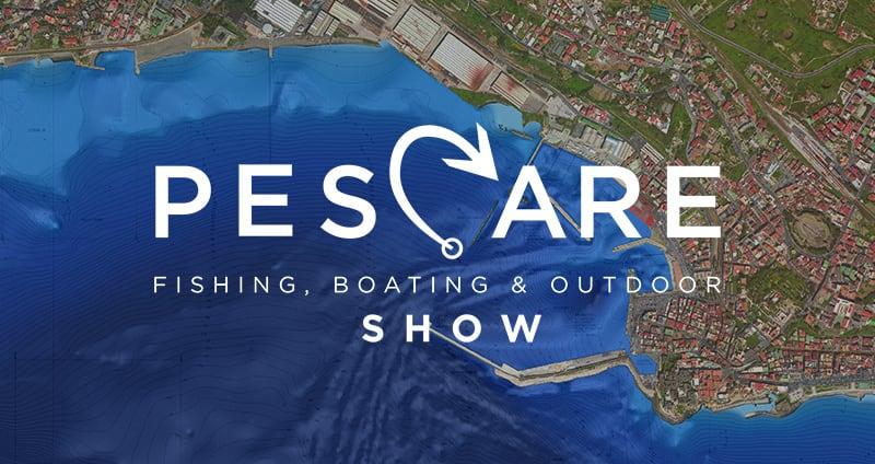Vieni a Pescare Show. Scopri Ombreggiatura SonarChart