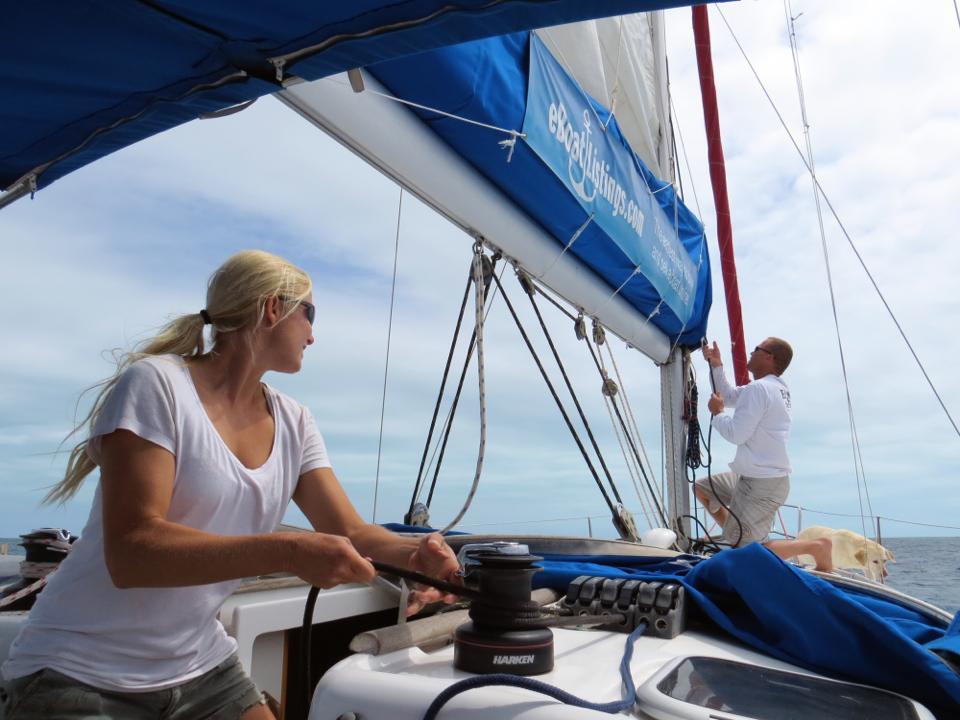 Webinar: Using Navionics Mobile for Power & Sail