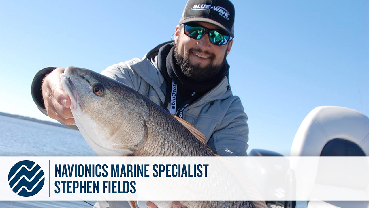 Webinar: Fishing Tips – Southeastern Inshore Redfish and Trout