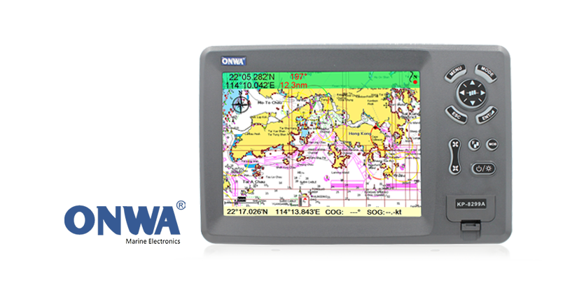 Onwa Marine products now compatible with Navionics cartography. New firmware available for 15 models