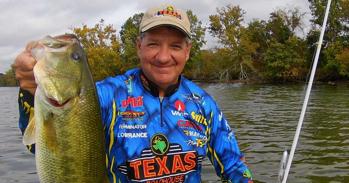 Webinar: Topwater Tactics for Fall Bass