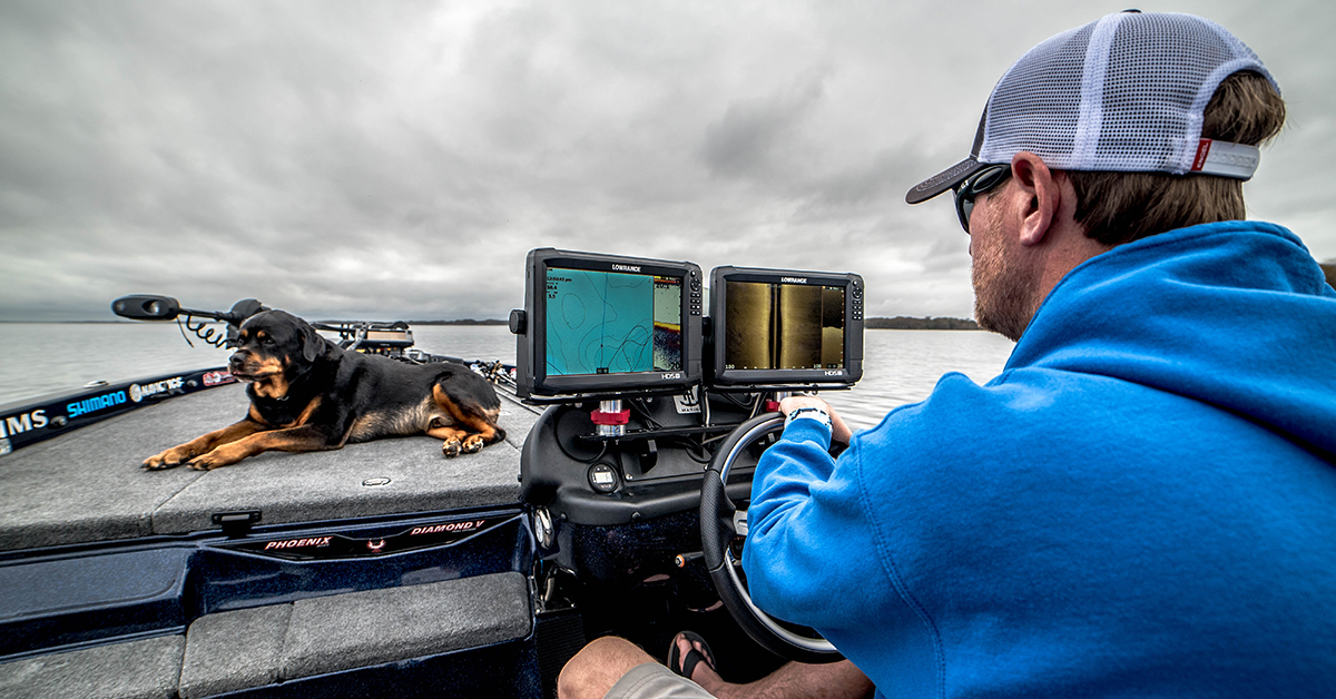 Webinar: Using Your Maps Alongside Your Electronics to Catch More Fish