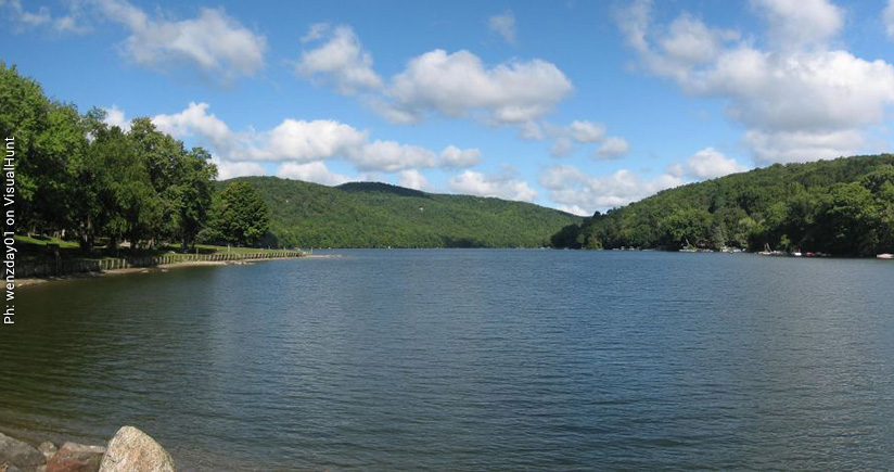 Overall update to Lake Candlewood, Connecticut