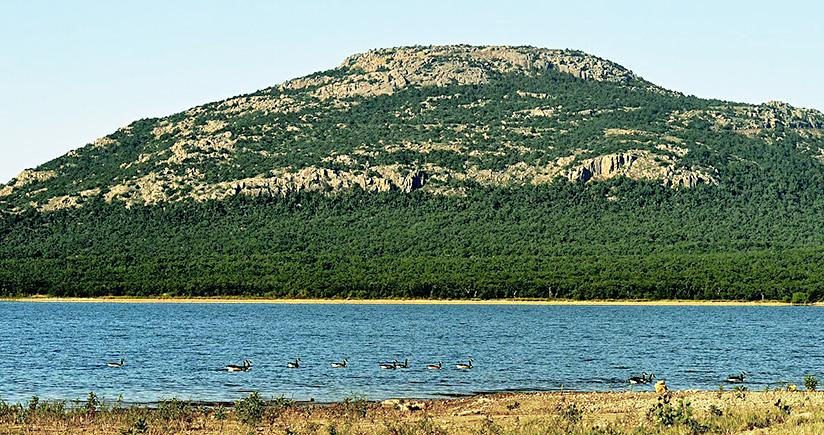 Oklahoma: 2 new lakes mapped