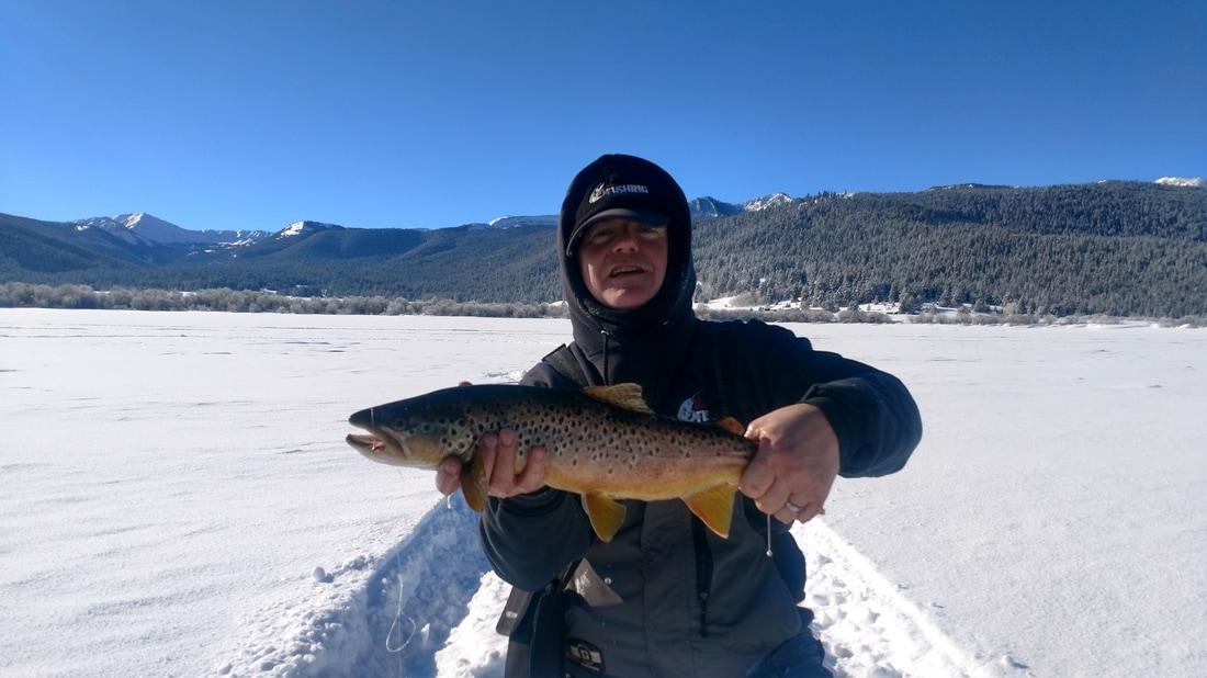 Webinar: Ice Fishing the Rocky Mountain West