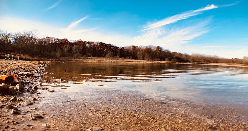 Novedades en Hubbard Creek Reservoir