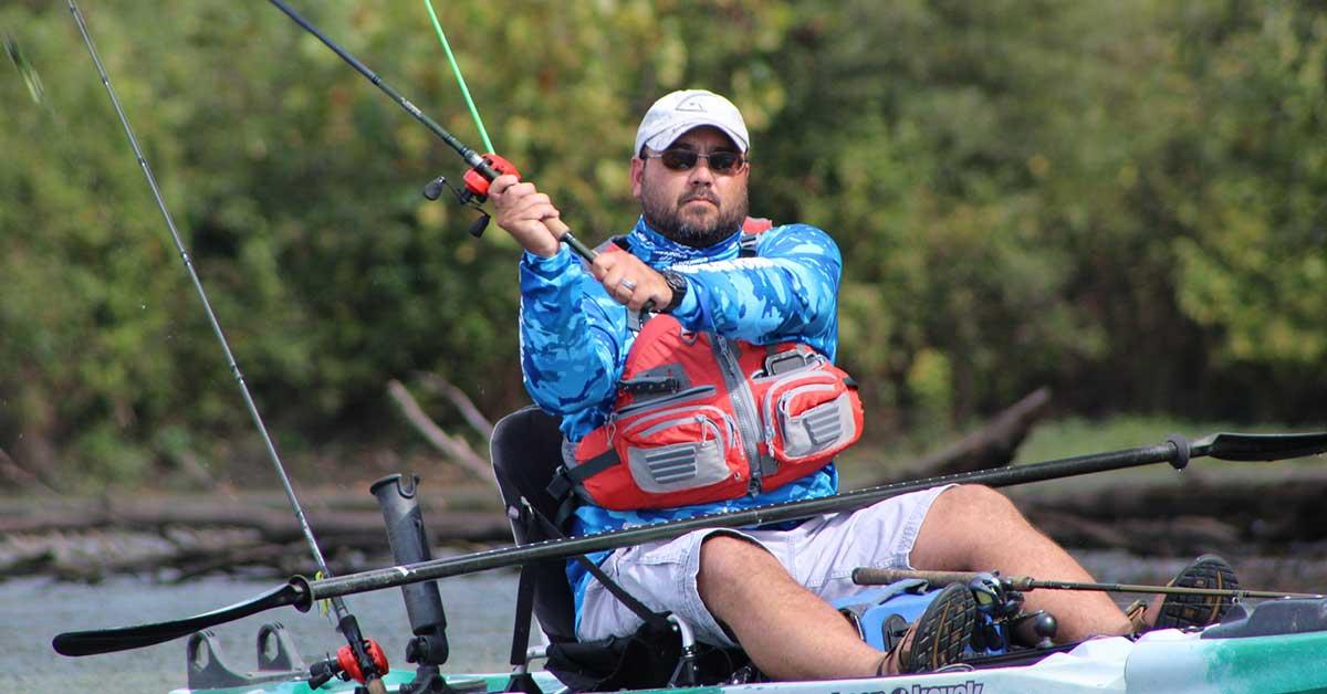 Webinar: Spring Time Kayak Crankbait Fishing
