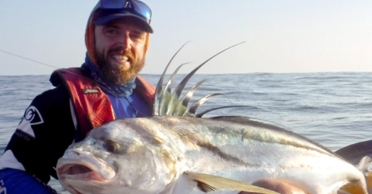 Webinar: Kayak Fishing Panama's Wild Coast