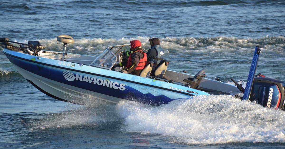 Webinar: Tying it All Together to Catch More Fish with Raymarine and Navionics Maps