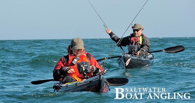 Webinar: Kayak Fishing - Tackle, Kit and Electronics