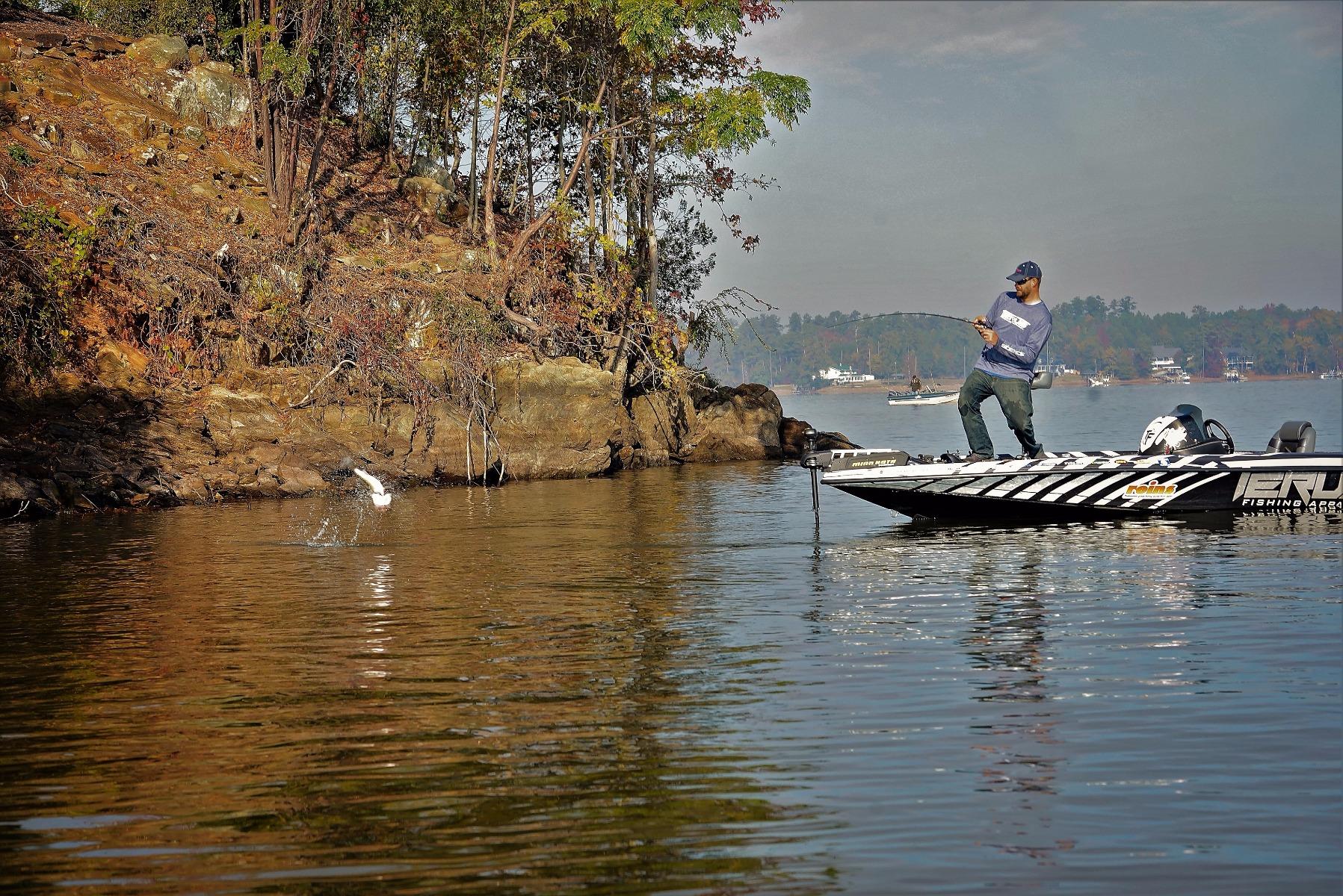 Michael Murphy Fishing