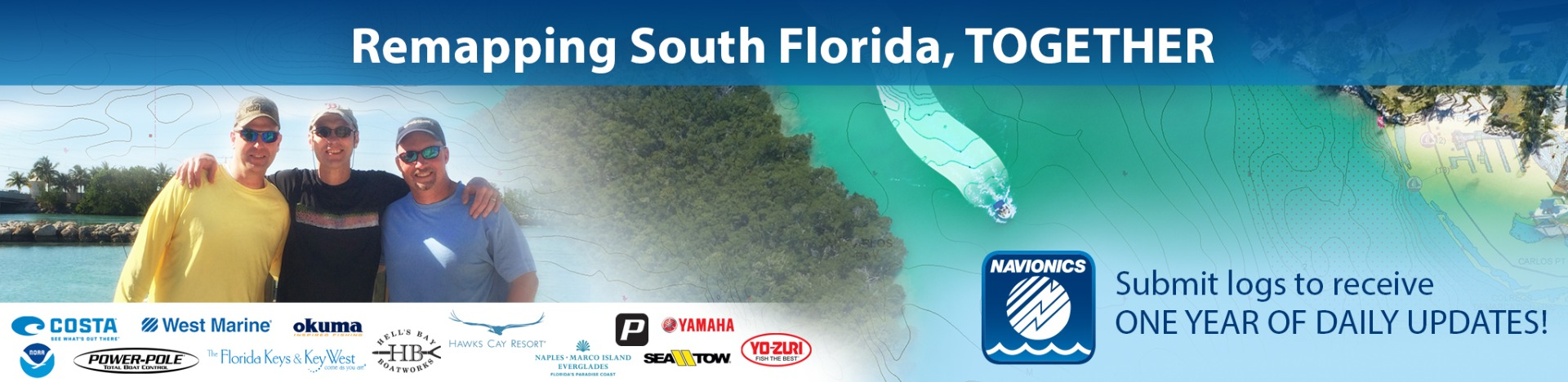 Remapping South Florida